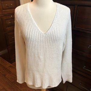 Eileen Fisher long sleeve blouse